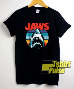 Jaws Retro Rainbow t-shirt