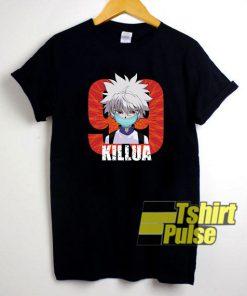 Killua 99 shirt