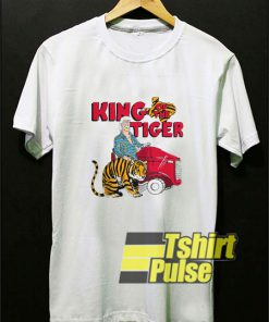 King Of The Tiger shirt