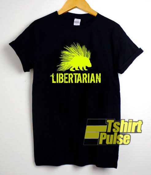 Libertarian Graphic shirt