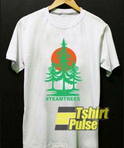 Mr Beast Team Trees shirt