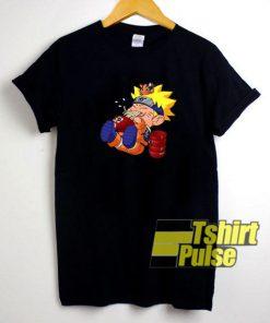 Naruto Eat Ramen shirt
