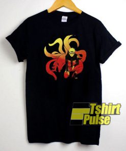 Naruto Nine Tails shirt