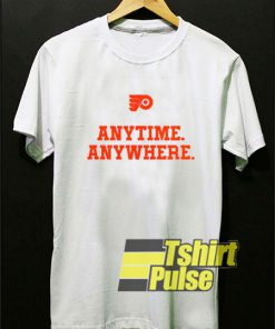 Official Anytime Anywhere shirt