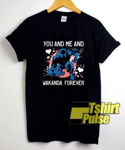 Official Wakanda Forever shirt