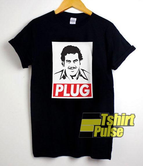 Pablo Escobar Plug shirt