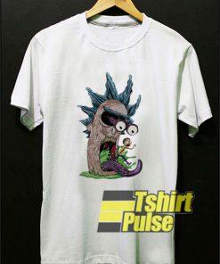 Polarity Rick Morty shirt