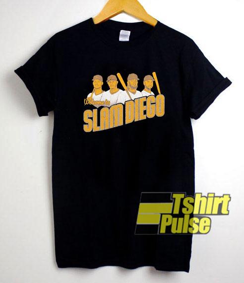 Slam Diego Graphic shirt