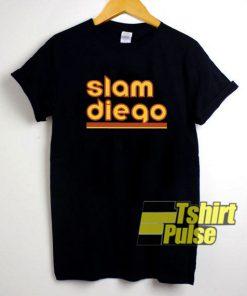 Slam Diego Line shirt