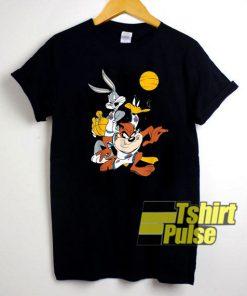 Space Jam Group shirt