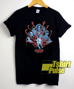 Stranger Things Group shirt