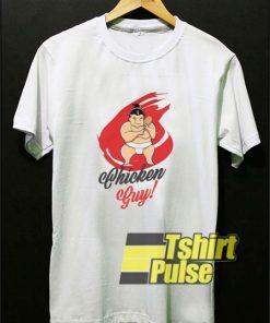 Sumo Chicken Guy shirt
