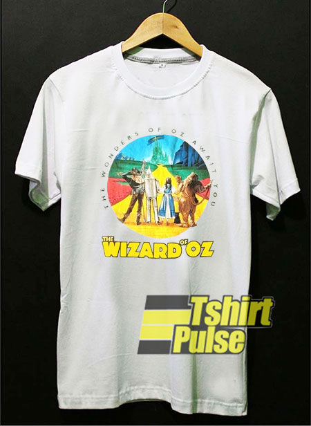 The Wizard Of Oz shirt