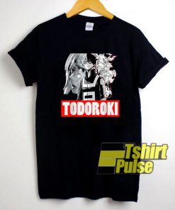 Todoroki Anime shirt