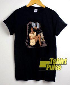 Tupac And Dorothy shirt