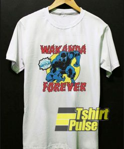 Wakanda Forever Graphic shirt