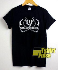 Wakanda Forever Marvel shirt