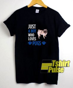 Who Loves Pugs shirt