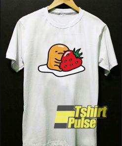 Gudetama Eat Strawberry shirt