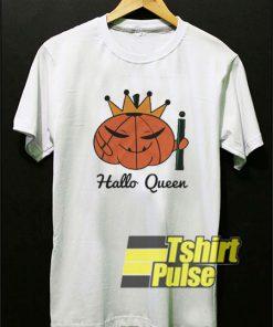 Hallo Queen shirt