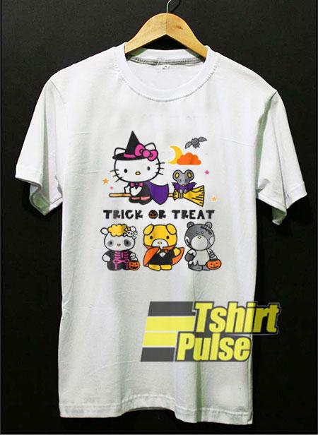 Hello Kitty Halloween shirt