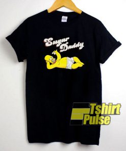 Homer Sugar Daddy shirt