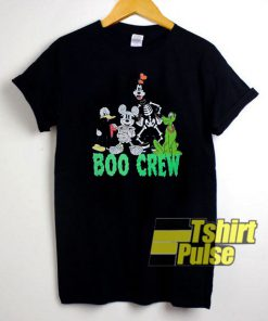 Mickey Mouse Boo Crew shirt