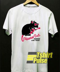 Mouse Rat Live Tour shirt