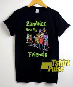 My Friends Halloween shirt