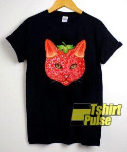 Strawberry Cat shirt