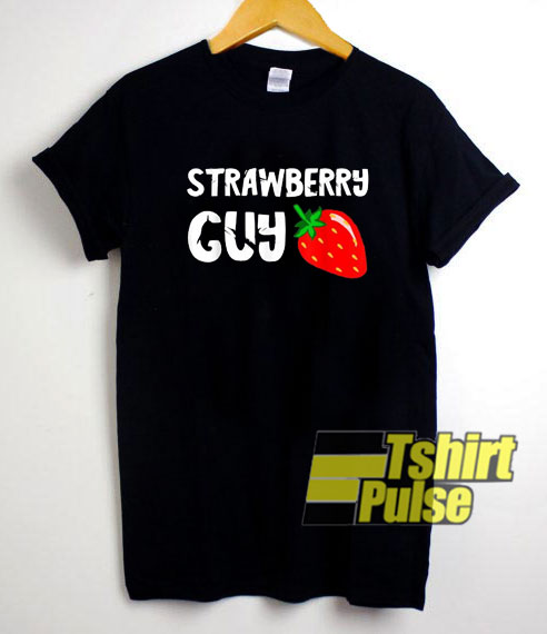 Strawberry Guy Sweet shirt