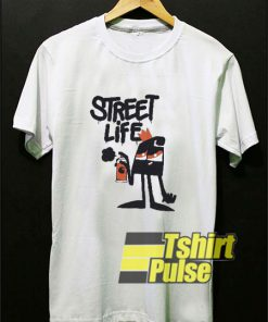 Street Life Graphic shirt
