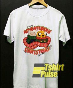 Adventure Time Christmas shirt