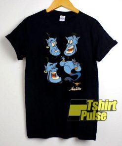 Aladin Genie Ghost shirt