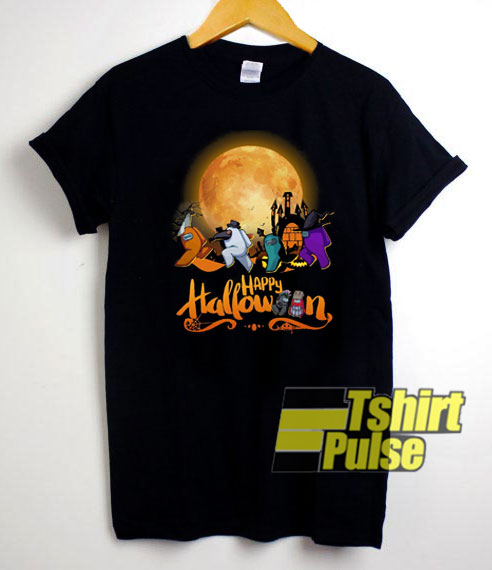 Among Us Halloween shirt