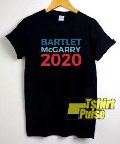 Bartlet McGarry 2020 shirt