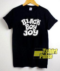 Black Boy Joy shirt