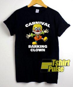 Carnival Barking Clown shirt