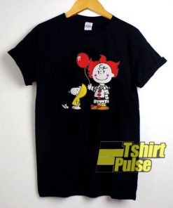 Charlie Brown Pennywise shirt