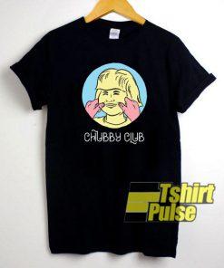Chubby Club Girl shirt