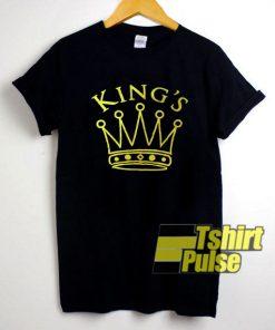 Crown Kings Logo shirt