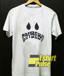 Cry Baby Letter shirt