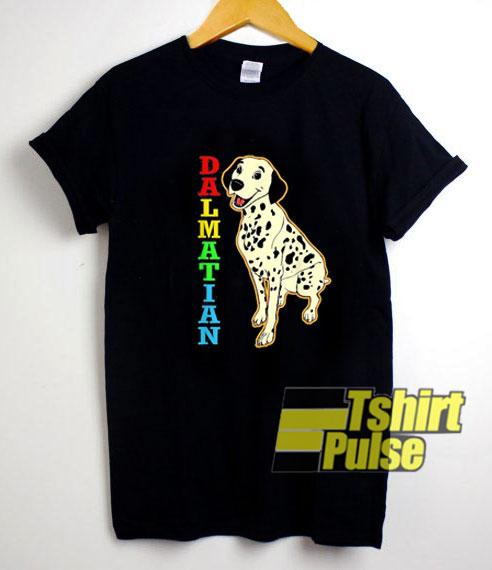 Dalmatian Colour shirt