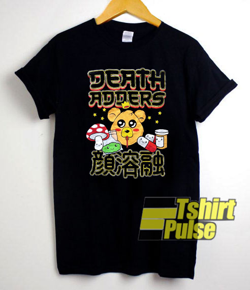 Death Adders Cartoon shirt