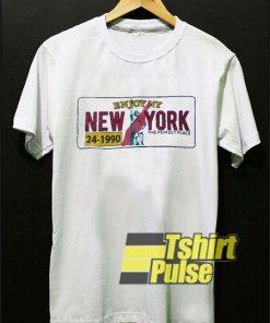 Enjoy New York shirt