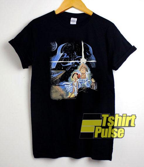 Family Guy Star Wars shirt