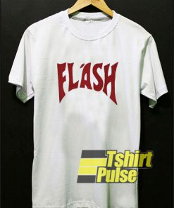 Flash Letter shirt