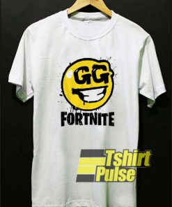 Fortnite GG Emoji shirt