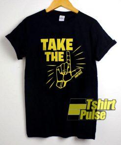 Fortnite Take The L shirt