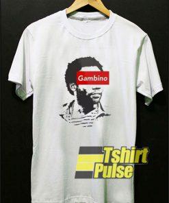 Gambino Art shirt
